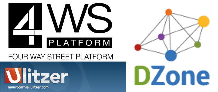 DZone and Ulitzer talk about 4WS.Platform