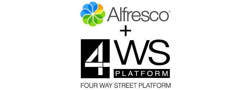 Rapid development applied to Alfresco document management system